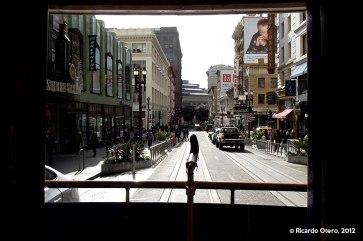 Vista de Powell Street