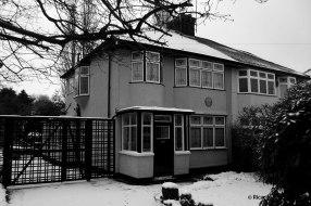 Mendips, la casa donde John Lennon vivía con sus tíos George y Mimi