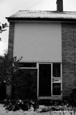 La última casa que habitó George en Liverpool