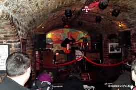 Escenario de The Cavern