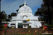Conservatorio de Flores en Golden Gate Park