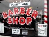La barbería de Penny Lane, a la que hace alusión la canción de los Beatles.